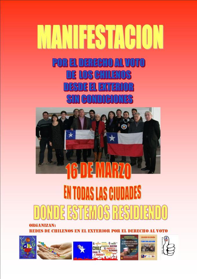 ACTO 16 DE MARZO